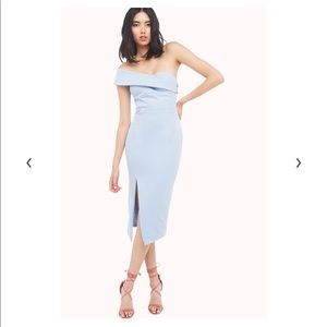 Dresses & Skirts - Always by my side one shoulder dress